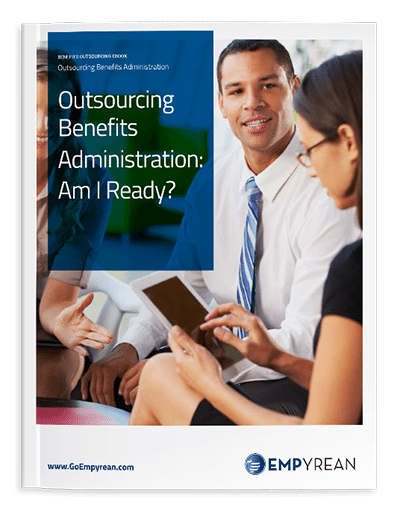 Outsourcing Benefits Administration Cover image
