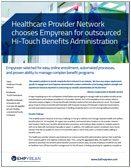 Healthcare Provider Client Profile