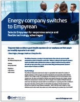 Williams Energy Client Profile