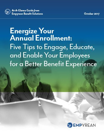 Energize Your Annual Enrollment: Five Tips for a Better Benefits Experience