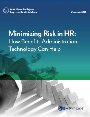 5 Ways Benefits Administration Technology Enables HR Benefits Risk Management