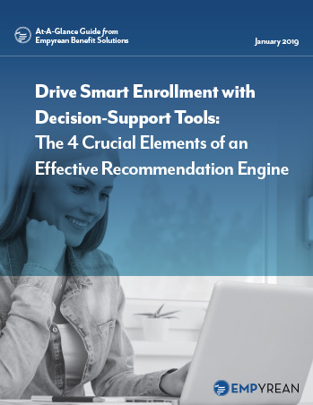 Drive Smart Enrollment with Decision-Support Tools: The 4 Crucial Elements of an Effective Recommendation Engine