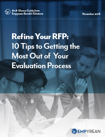 Top Tips to Create a Successful Benefits Administration Request for Proposal (RFP)