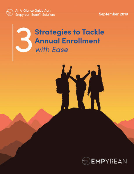 3 Strategies to Prepare for Annual Enrollment